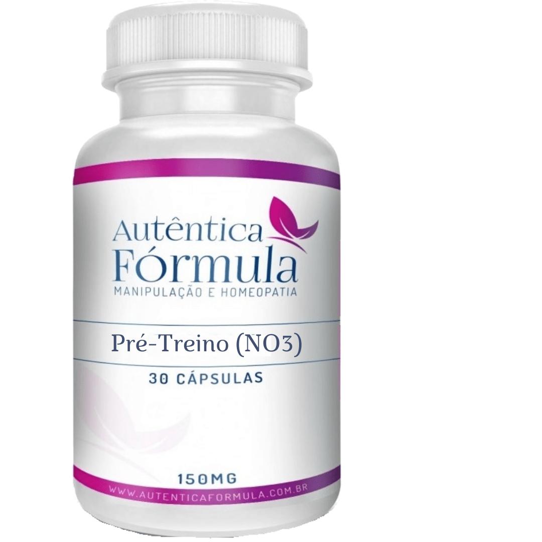 Pré-Treino (NO3/Teacrine/I-Plus Algea/ Citrus Aurantium)