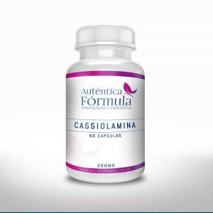Cassiolamina  (200mg)