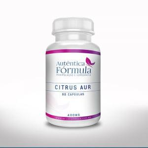 Citrus aurantium (400mg)